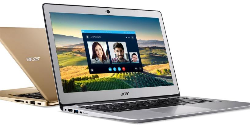 Acer Swift 3 SF314-51 vc