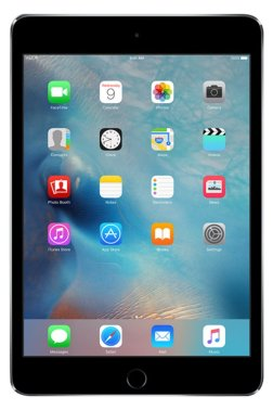 Apple iPad Mini 4 Space Grey 32GB (Wi-Fi, 7.9 Retina Display, MNY12FDA)