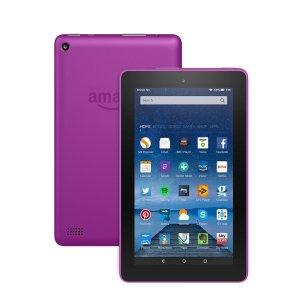 Fire tablet 7 magenta 8GB