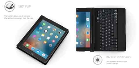 New ipad case 2017 Promo Sell