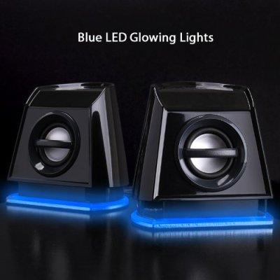 speaker blue