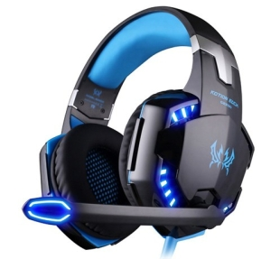 Stereo Gaming LED Lighting Over-Ear Headphone Headset