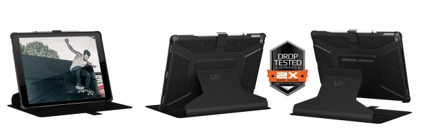 Urban armor Apple iPad case military drop