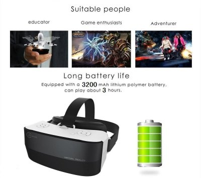 Caraok VR Headset